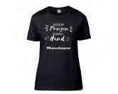 Schmuck & AccessoiresKetten / AnhängerHundespruch T-Shirt: Scheiß auf den Prinz