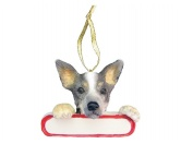 SchnäppchenWeihnachtsbaum-Schmuck-Anhänger: Australian Cattle Dog