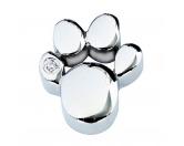 Taschen & RucksäckeFalttaschen-EinkaufstaschenEnergy & Life: Magnet Anhänger -Pfote- mit Zirkonia
