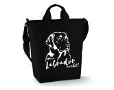 Tiermotiv TassenTassen HunderassenCanvas Shopper: Labrador