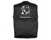 Hunderassen KollektionenLabrador Fan KollektionLabrador - Hundesportweste mit Rückentasche MIL-TEC ®