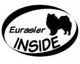 Bekleidung & AccessoiresOutdoor-Westen - mit DummytascheInside Aufkleber: Eurasier 1