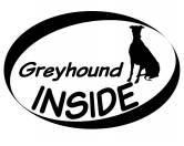 Taschen & RucksäckeCanvas Tasche HunderasseInside Aufkleber: Greyhound