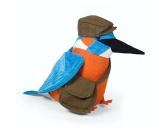 Tierische TürstopperTürstopper TiereTierischer Türstopper: Alcedo Kingfisher - Eisvogel