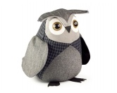 Tierische TürstopperTürstopper TiereTierischer Türstopper: Little Owl - Eule