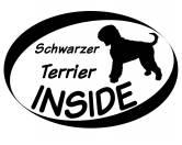Leben & WohnenWärmflaschen & WärmekissenInside Aufkleber: Schwarzer Terrier