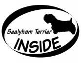 Schmuck & AccessoiresHunderassen Schmuck AnhängerInside Aufkleber: Sealyham Terrier