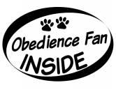 Auto Aufkleber Inside: Obedience