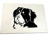 Schenken & ZubehörKleinigkeiten die Freude machenBerner Sennenhund - Handtuch 50 x 100 cm