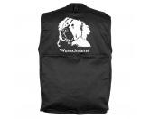Bekleidung & AccessoiresHundesportwesten mit Hundemotiven inkl. Rückentasche MIL-TEC ®Berner Sennenhund - Hundesportweste mit Rückentasche MIL-TEC ®