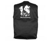Bekleidung & AccessoiresSchals für TierfreundeBorder Collie - Hundesportweste mit Rückentasche MIL-TEC ®