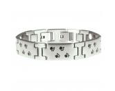 Taschen & RucksäckeCanvas-Messenger für TierfreundeEnergy & Life Schmuck-Armband: Pfote - Pfötchen 2