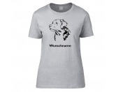 Für MenschenWeihnachtsmarktGolden Retriever - Hunderasse Damen T-Shirt