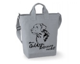 T-ShirtsHunderassen T-ShirtsCanvas Shopper: Golden Retriever