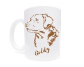 Tasse Hunderasse: Golden Retriever