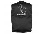 Socken mit TiermotivSocken mit HundemotivGolden Retriever 3 - Hundesportweste mit Rückentasche MIL-TEC ®