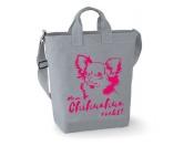 T-ShirtsHunderassen T-ShirtsCanvas Shopper: Chihuahua