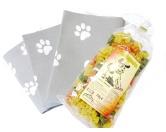 SchnäppchenGeschenk Set -Hundefan- Geschirrtuch & Nudeln