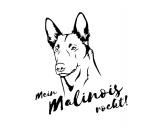 Bekleidung & AccessoiresGesichtsabdeckungHunderasse Aufkleber: Belgischer Schäferhund