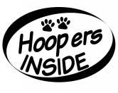 NeuheitenAuto Aufkleber Inside: Hoopers