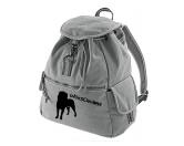 SchnäppchenCanvas Rucksack Hunderasse: Affenpinscher
