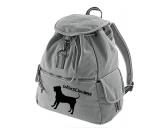 SchnäppchenCanvas Rucksack Hunderasse: Alano