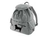 SchnäppchenCanvas Rucksack Hunderasse: Alpenländische Dachsbracke