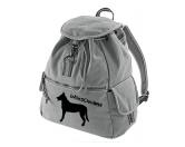 SchnäppchenCanvas Rucksack Hunderasse: Beauceron