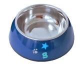 Wasser- & Futternäpfe für Hunde & Katzenlief! Boys Hunde Napf -Blau- 22 cm