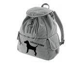 Bekleidung & AccessoiresHundesportwesten mit Hundemotiven inkl. Rückentasche MIL-TEC ®Canvas Rucksack Hunderasse: Deutscher Jagdterrier 1