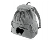 Bekleidung & AccessoiresHausschuhe & PantoffelnCanvas Rucksack Hunderasse: Japan Chin