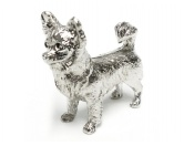Socken mit TiermotivSocken mit HundemotivChihuahua Langhaar Figur