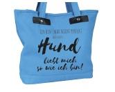 SchnäppchenCanvas Shopping Bag: Ich bin zwar nicht perfekt