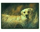 Tierische FußmattenDesigner Fußmatte: Labrador Retriever