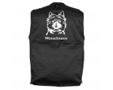 Schmuck & AccessoiresHunderassen Schmuck AnhängerCairn Terrier - Hundesportweste mit Rückentasche MIL-TEC ®