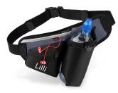 Für TiereHundenapf & KatzennapfHundesport Hüfttasche Hydro Belt Bag  & Gratis Wunschname