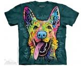 T-ShirtsHunderassen T-ShirtsThe Mountain T-Shirt - Schäferhund Love Shepherd