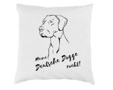 T-ShirtsHunderassen T-ShirtsKissenbezug: Deutsche Dogge