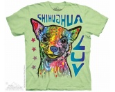 Taschen & RucksäckeCanvas Tasche HunderasseThe Mountain T-Shirt - Chihuahua Luv