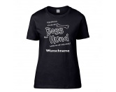 Hundedecken & KissenDRY-BED® & Profleece - TierunterlagenHundespruch Damen T-Shirt: Boss