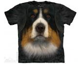 Tierkalender 2019Hundekalender 2019The Mountain T-Shirt - Berner Sennenhund Bernese Mountain Dog Face