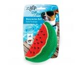 Spielzeuge für HundeChill Out - Watermelon Slice Hundespielzeug mit Schwamm