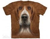 Taschen & RucksäckeGeldbörsen & HandytaschenThe Mountain T-Shirt - Basset Hound Dog Head