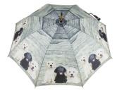 T-ShirtsHunderassen T-ShirtsLabrador Welpen - Regenschirm