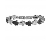 Schmuck & AccessoiresKetten / AnhängerEnergy and Life Magnetschmuck - Armband 4in1 Pfote - Pfötchen