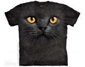 Tierkalender 2019Katzenkalender 2019The Mountain Shirt Katze - Big Face Black Cat