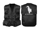 MarkenMil-Tec Hundesport Outdoor-Weste mit Dummytasche: Rottweiler Einzelstück