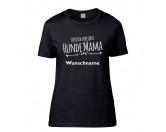Küche & HaushaltThermoflaschenHundespruch T-Shirt: Tierisch verliebte Hundemama