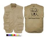 NeuheitenHundesport Outdoor-Weste: Jack Russel Terrier 3 EINZELSTÜCK