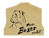 Mil-Tec Hundesport Outdoor-Weste mit Dummytasche: Boxer 3 rockt